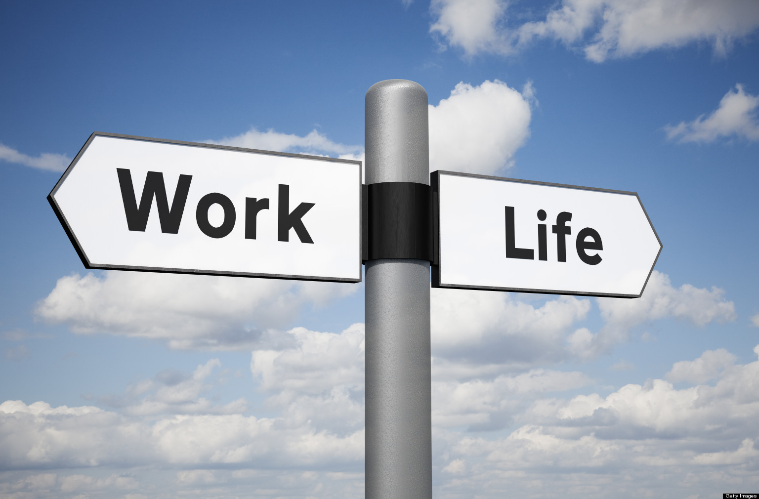 Forget About Work Life Balance