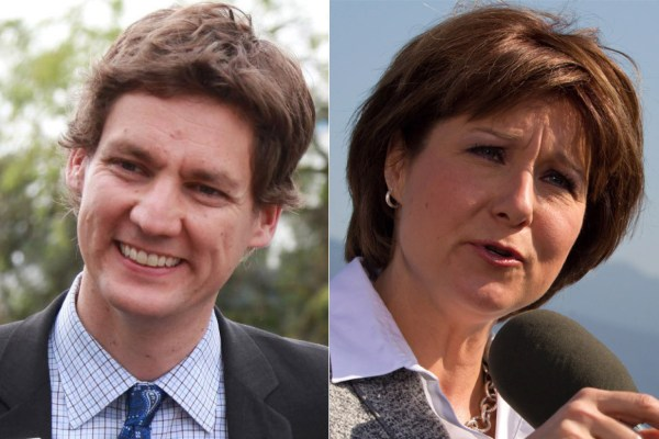 Christy Clark Riding Results: Close Race For Premier