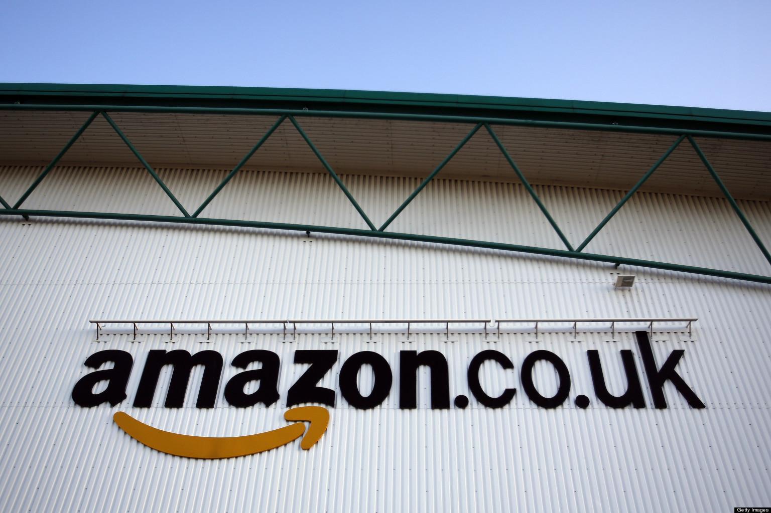 Amazon's UK Unit Pays $3.7 Million In Taxes On $6.5