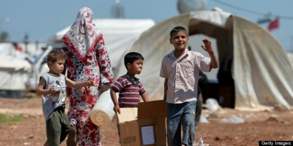 Syrian Refugee Number Tops 1.5 Million, UNHCR Says | HuffPost