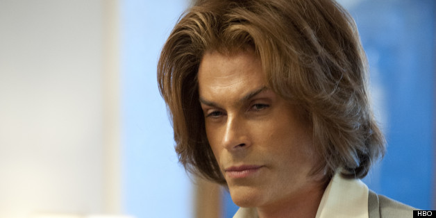 Behind The Candelabra Rob Lowe On His Characters Crazy