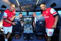 Hasil gambar untuk arsenal fly emirates