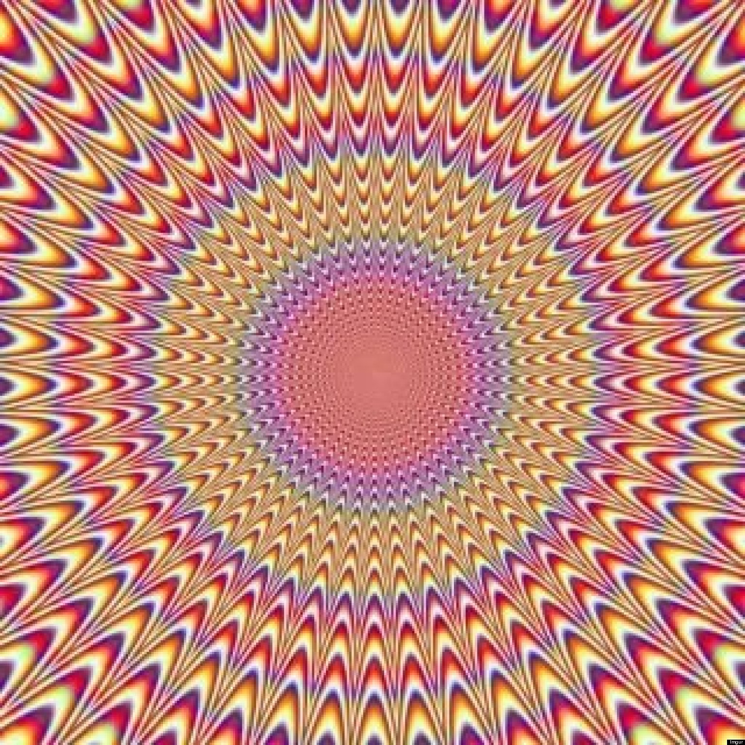 10 Optical Illusions That Will Make You Do A Double Take
