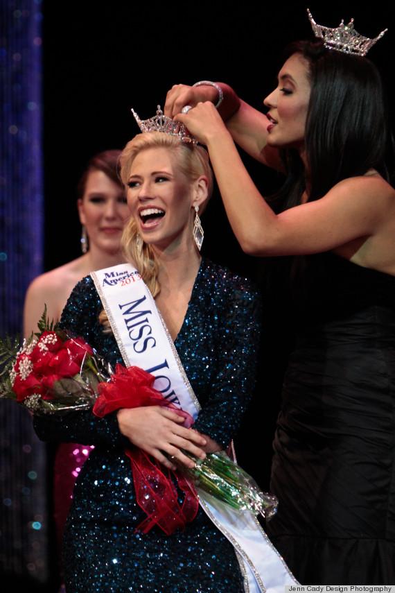 Nicole Kelly Miss Iowa 2013