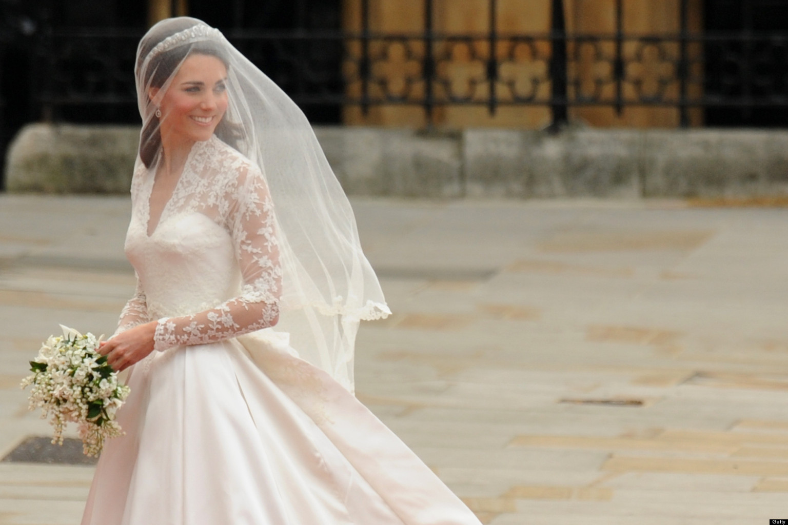 Modern Royal Wedding Dresses: Kate Middleton, Princess