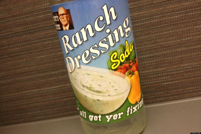 Ranch Dressing Soda: The Newest Flavor By Lester's Fixins