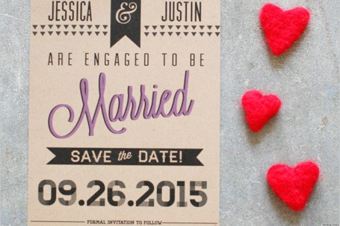 Save The Date Wedding Cards Creative Invitations
