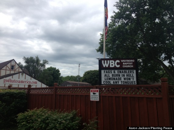 westboro baptist church responds