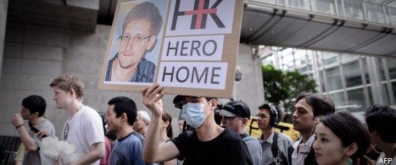 Snowden abandona Hong Kong y pide asilo en Ecuador, según el Gobierno del país