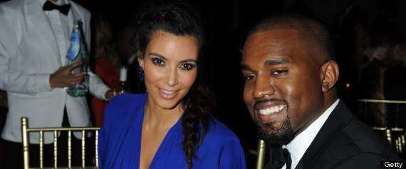 Kim Kardashian Kanye West Wedding Rumors