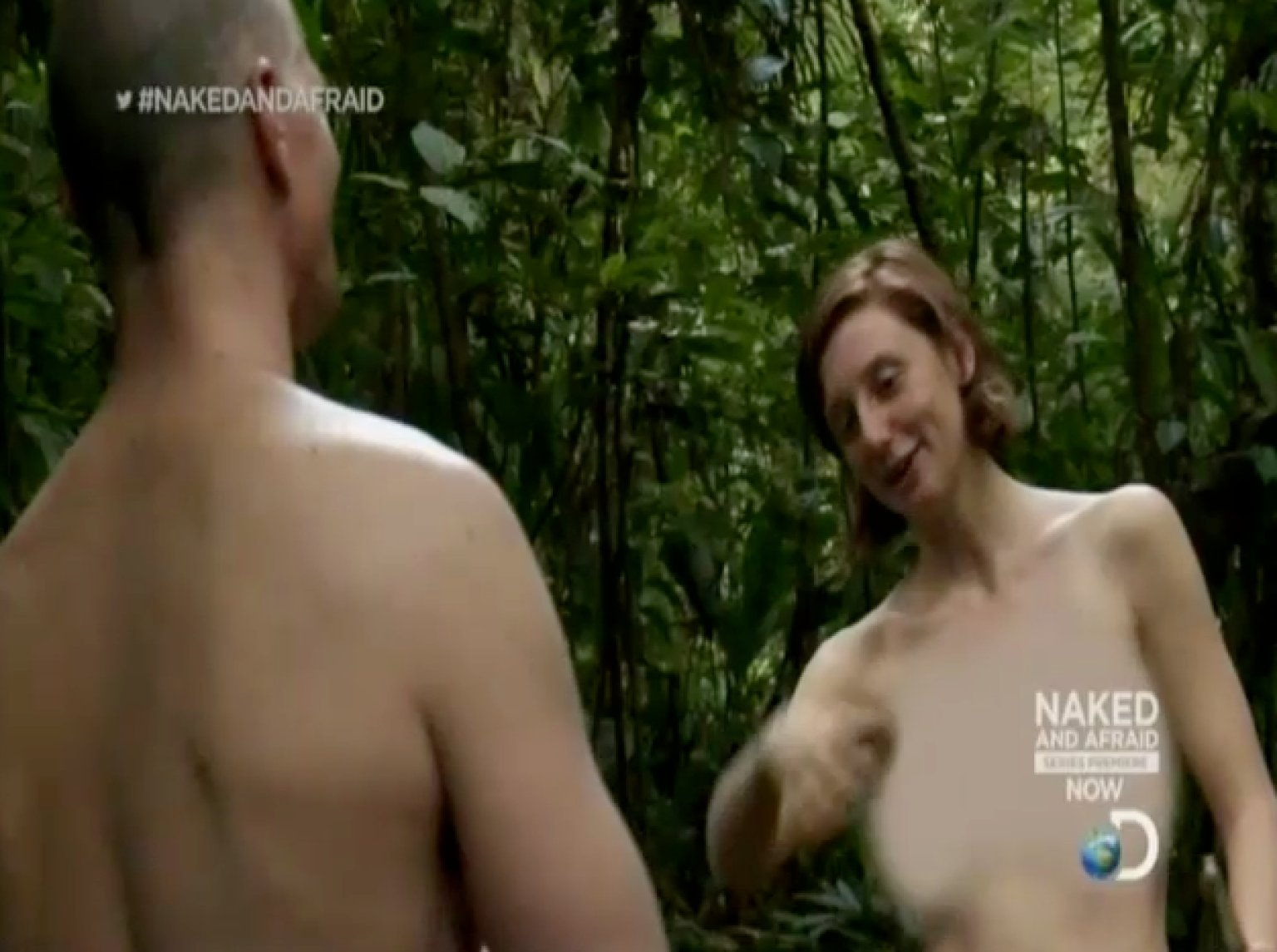 Naked and afraid x rated