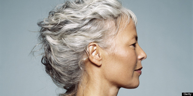 Aging Hair Signs And How You Can Treat Them HuffPost