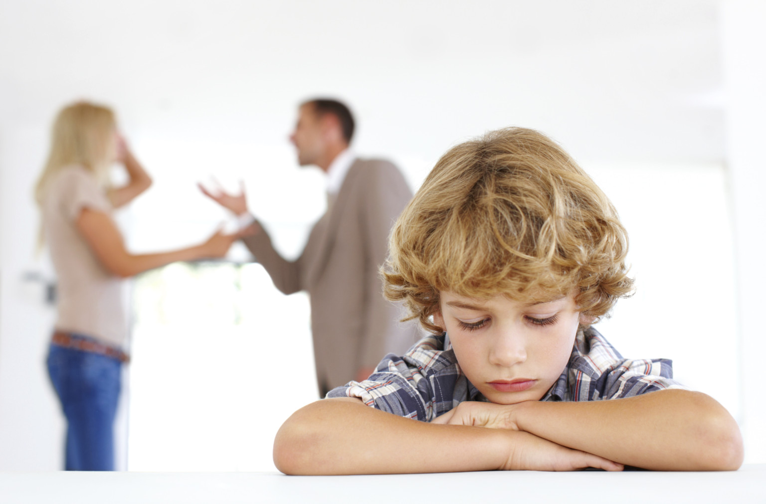 Children Of Divorce Study Finds Younger Children Feel