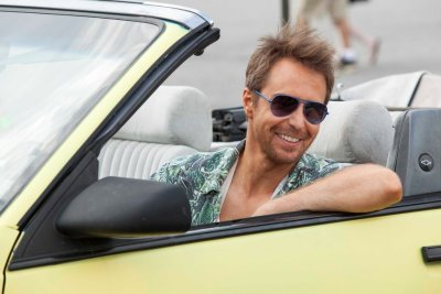 Sam Rockwell as Owen in The Way Way Back