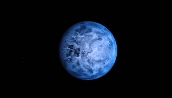 Deep Blue Planet Spotted By Hubble Telescope Is First ...