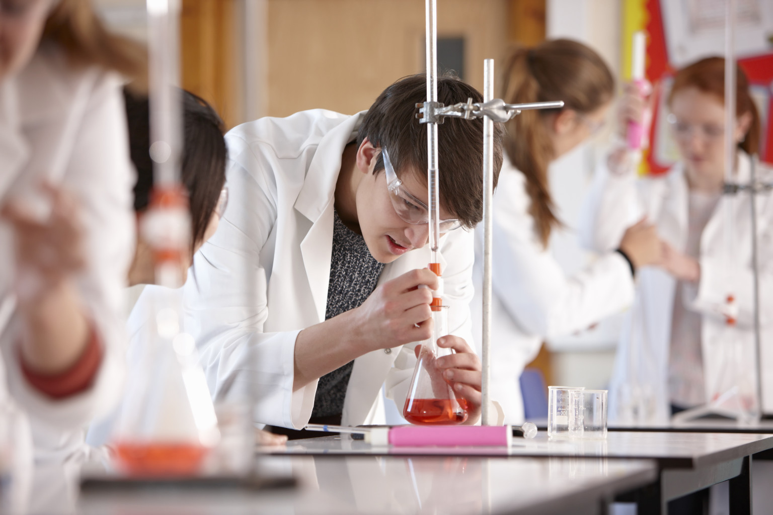Drop In Science Gcse Grades Expected Warns Ofqual