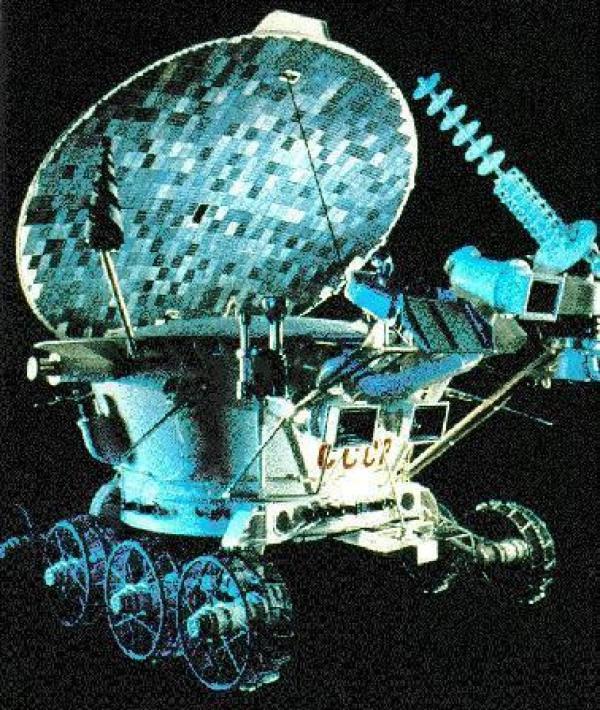 Soviet Lunar Rover 'Lunokhod 2' Holds Off-Planet Driving ...
