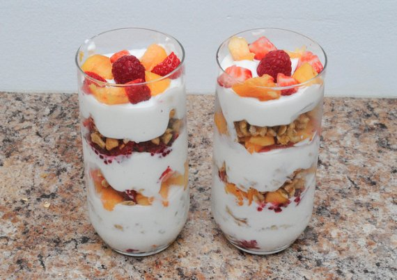 Healthy Cold Breakfast Ideas