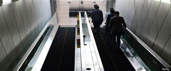wyoming escalators