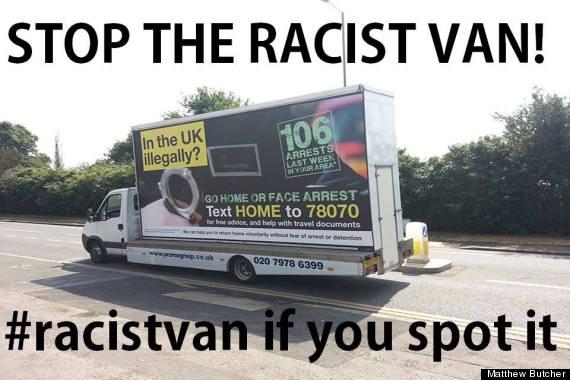 Nazi Propaganda Van