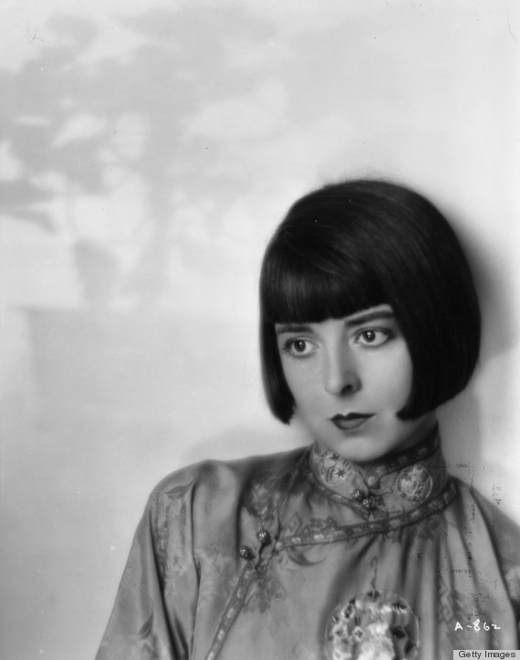 The Most Elegant 1920s Updo Long Hair For Haircut Hairstyles Throughout Recent Flapper Girl Medium