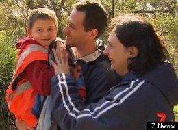 Simon Kruger rescued kangaroo