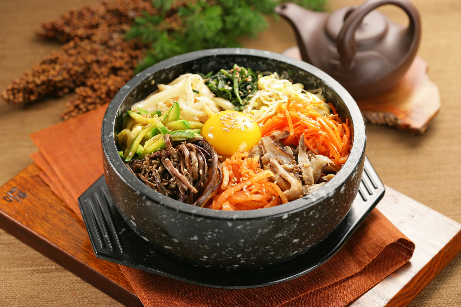 In korea, food served from carts and in stalls an essential part of cultural identity. Sampling Korean Food | HuffPost UK