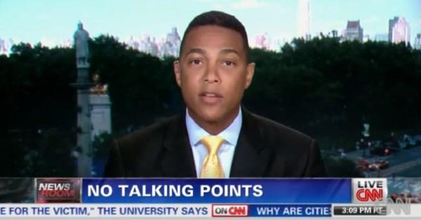 Don Lemon Responds To Russell Simmons, Critics During 'CNN ...