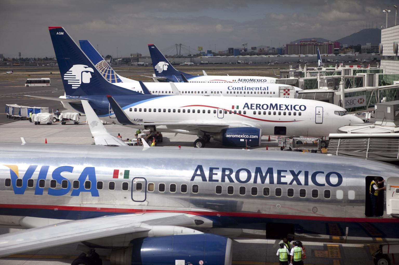 Resultado de imagen para Aeromexico wiki