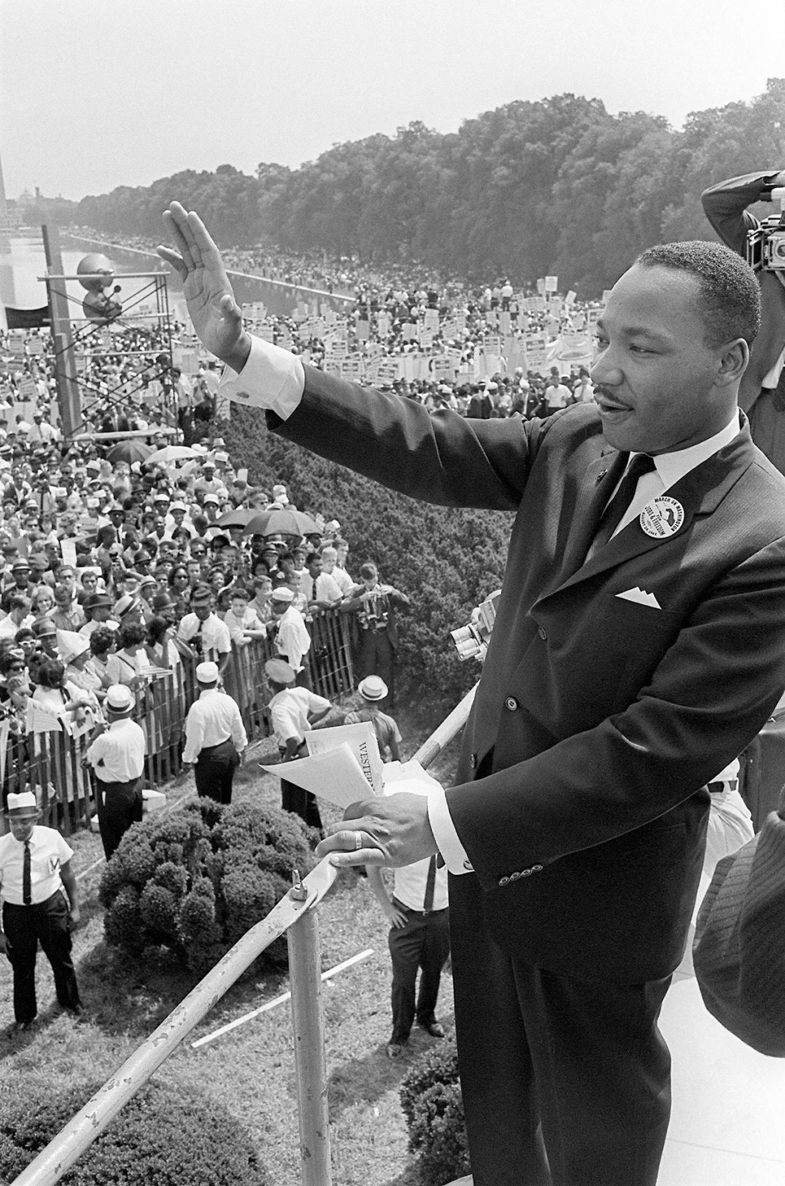 How Martin Luther King S I Have A Dream Speech Changed