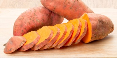 Sweet potato winter superfood