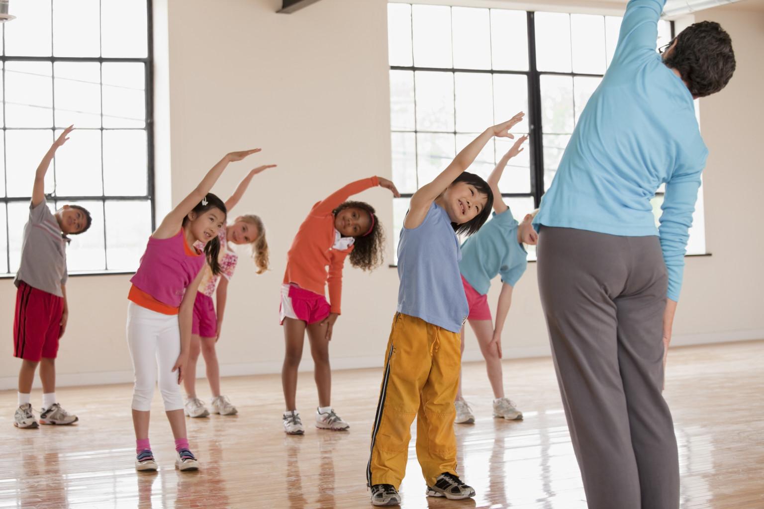 Physical Education How Innovative School Programs Can