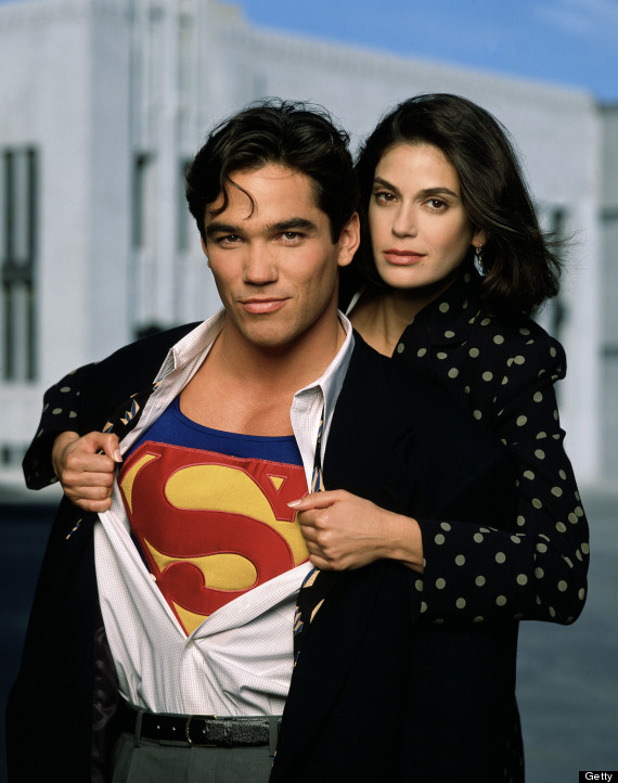 'Lois And Clark' 20th Anniversary: Celebrating 'The New ...