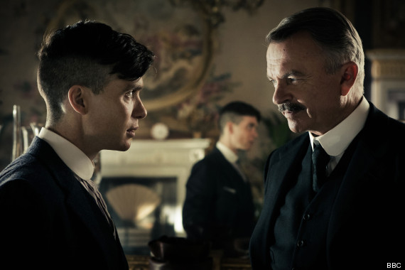 'Peaky Blinders' Star Cillian Murphy On Perfecting A ...