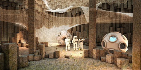 Your House On Mars Would Be Built By Robots And Made Of ...