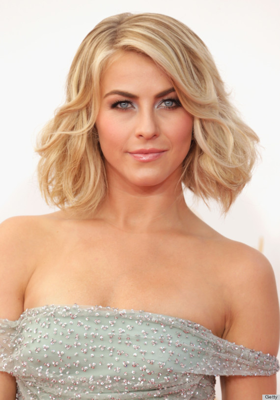 Julianne Hough nos Emmy 2013