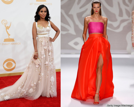 These Are The Dresses The Stars Should Have Worn To The