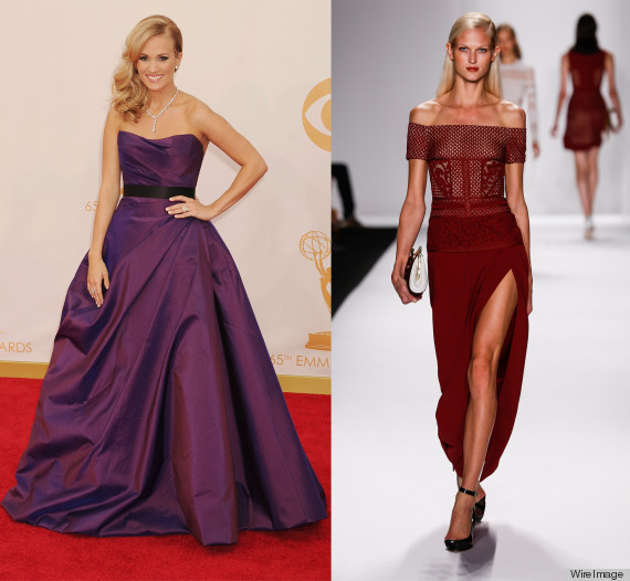 These Are The Dresses The Stars Should Have Worn To The Emmys PHOTOS HuffPost