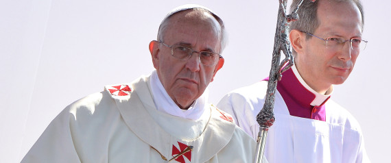 pope francis excommunicates priest