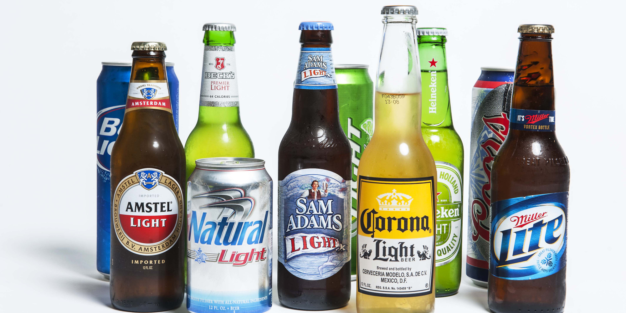 The Best Light Beer And The Worst Our Taste Test