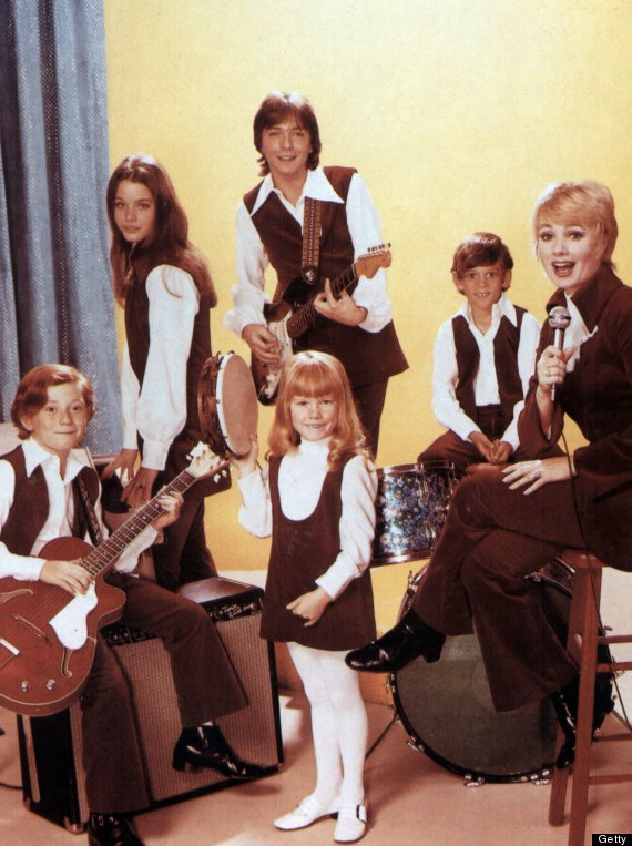 This Is What The Partridge Family Looks Like 43 Years