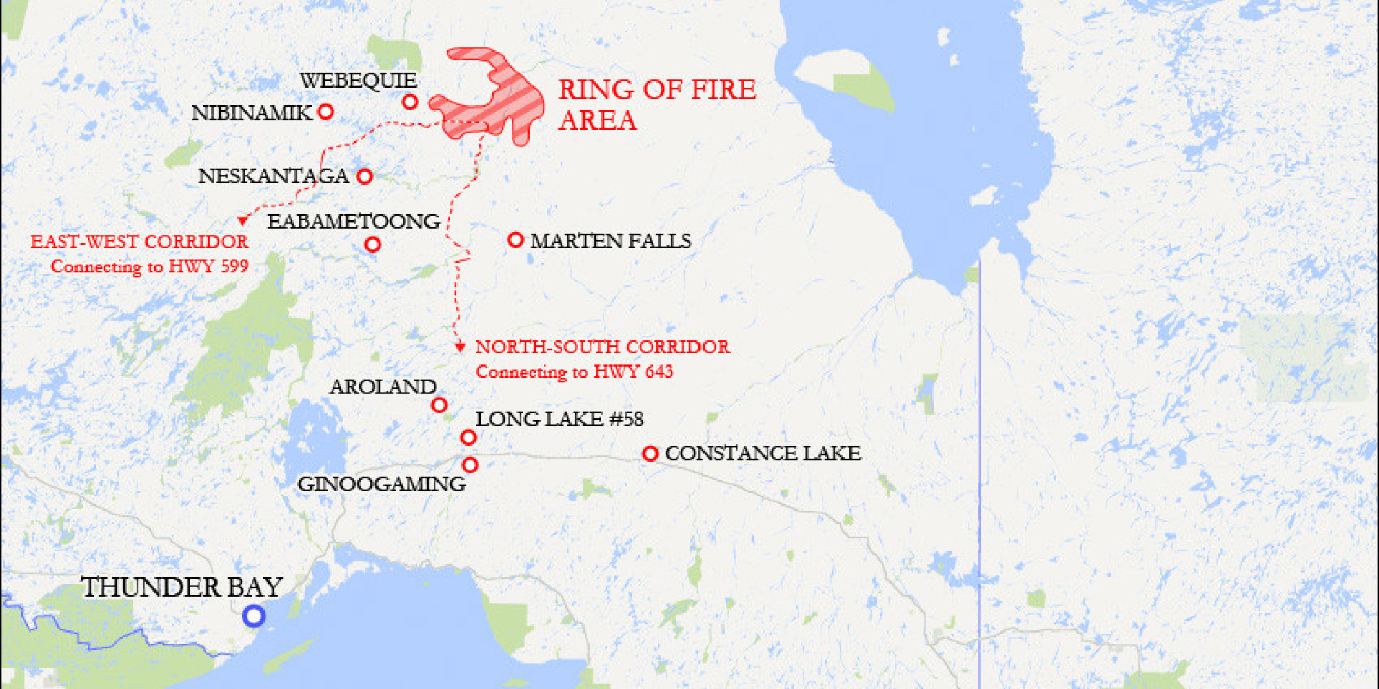 Ontario S Ring Of Fire No Going Back If Mistakes Are Made
