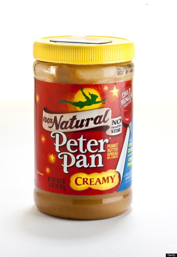 peter pan peanut