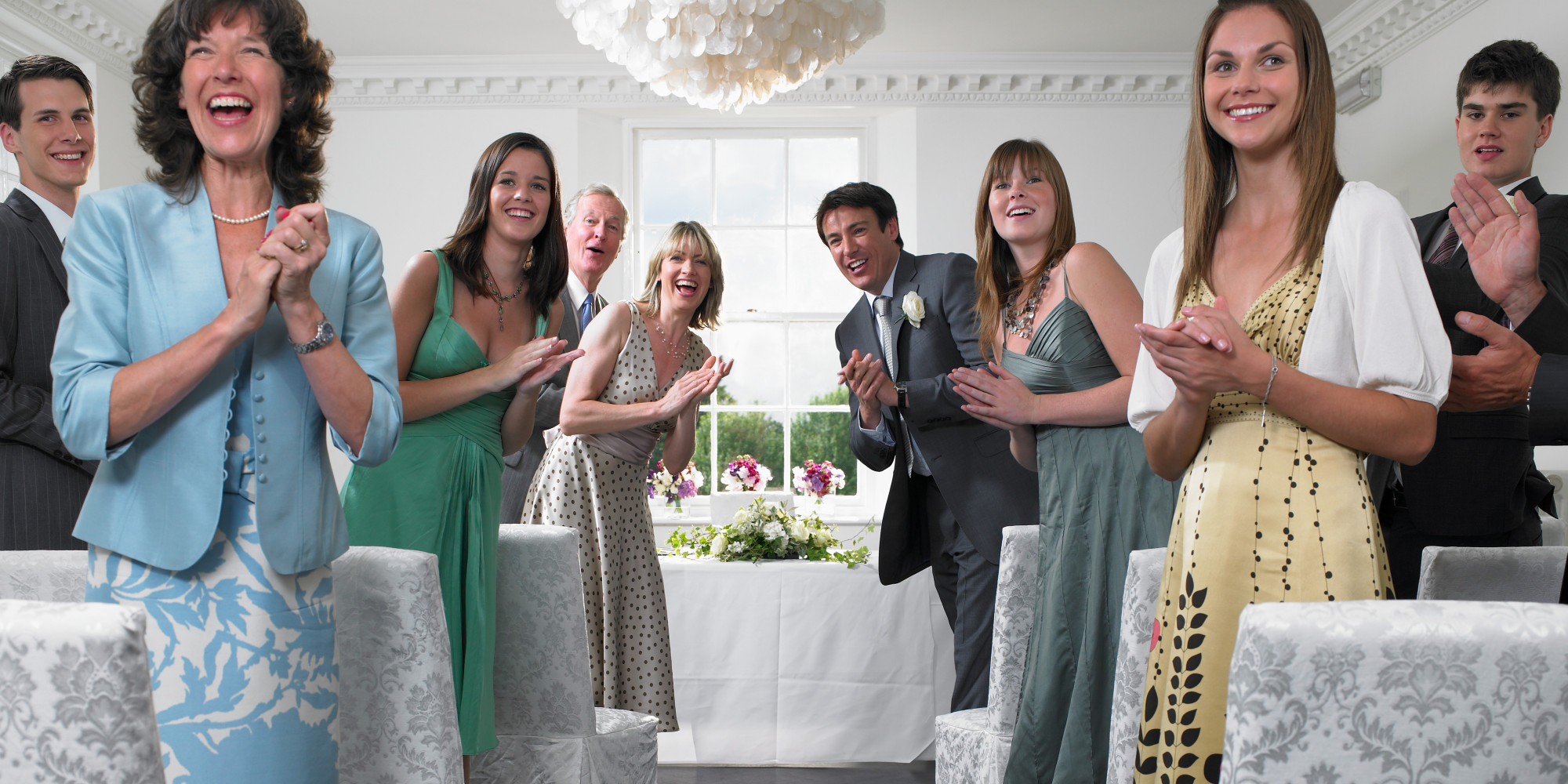 Formal Wear Wedding Guests