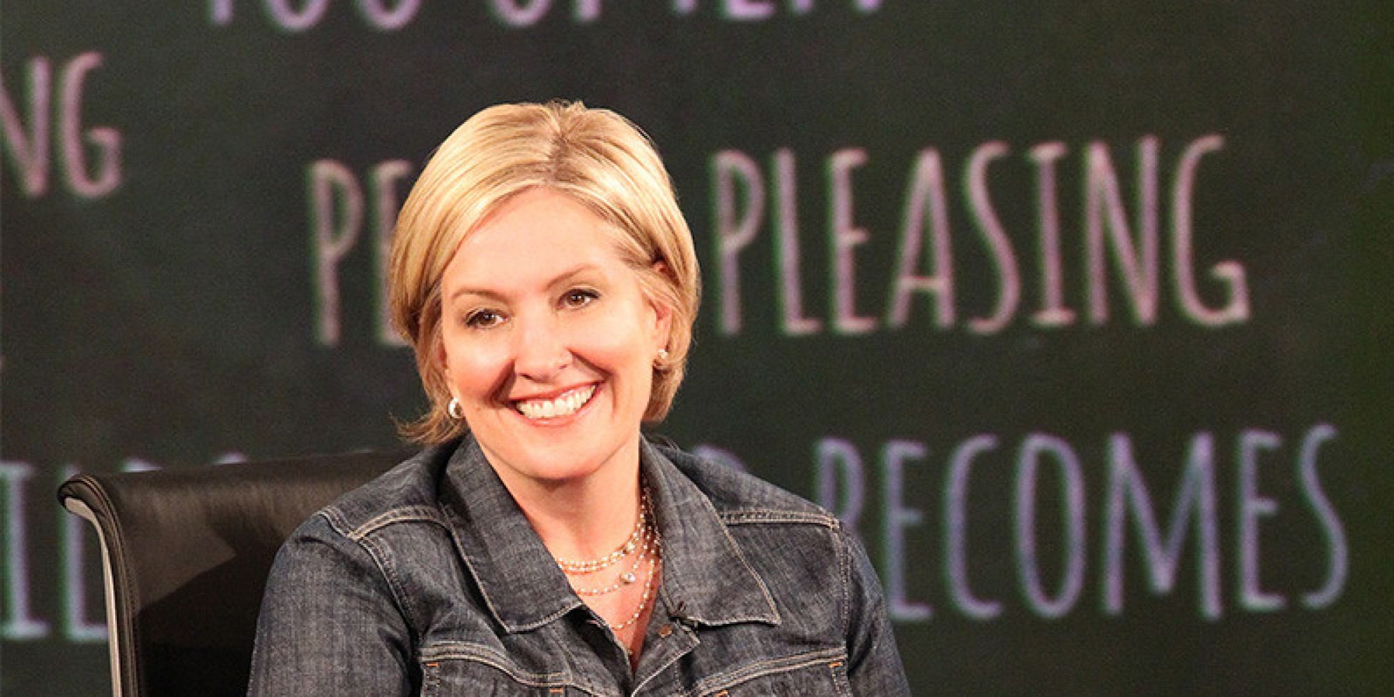 Brene Brown Perfectionism Is The 20 Ton Shield We Use To