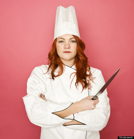 Image result for picture of female head chef