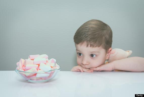 child marshmallows