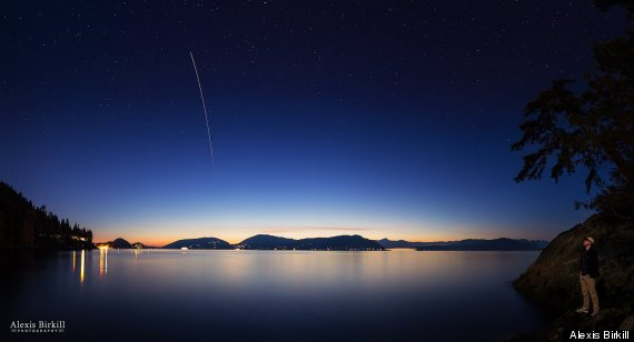 iss photo vancouver