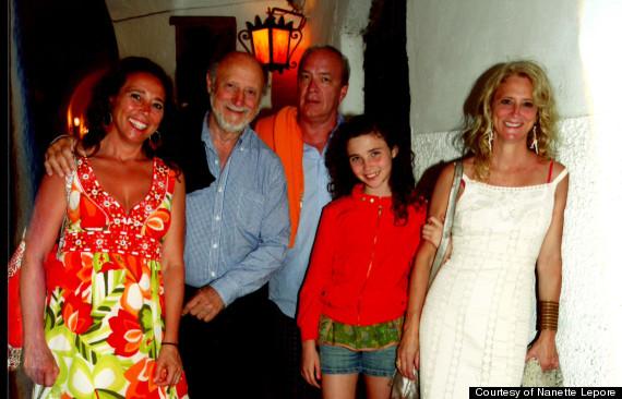 nanette lepore family