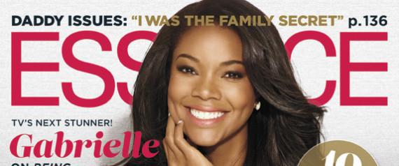 gabrielle union essence magazine